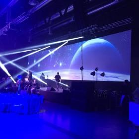 TITAN Prestation Audio Light